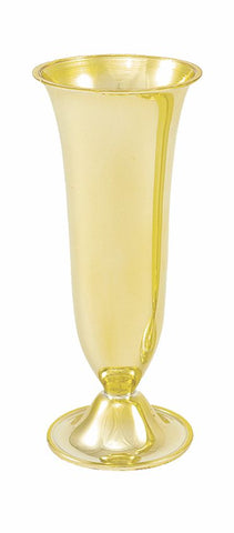 Mini Bud Vase, Gold (Pack of 72)