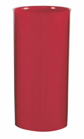 Images Vase, Red (Pack of 12)