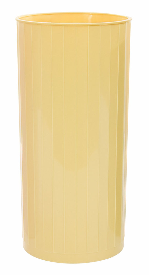 Images Vase, Yellow (Pack of 12) - ifloral.com