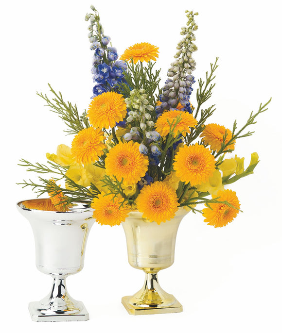 Millennium Urn, Gold (Pack of 12) - ifloral.com