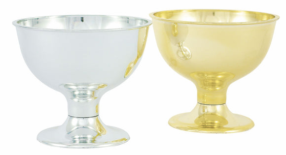 Bowl, Gold (Pack of 24) - ifloral.com
