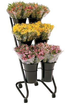 BD6H Bouquet Display - ifloral.com