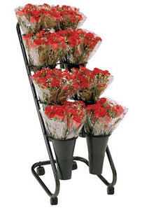 BD8H Bouquet Display - ifloral.com