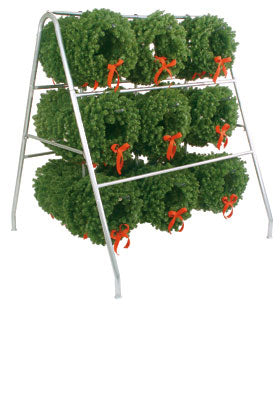 BH-W Basket Hanger with Wreath Kit - ifloral.com
