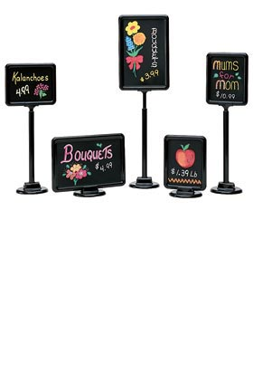 FAC57 Classy Sign Holders - ifloral.com
