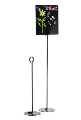 FSSH-12 Free Standing Sign Holder - ifloral.com