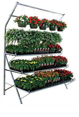 HAFP Half A-Frame with Basket Purlin - ifloral.com