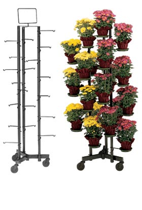 MHB Three Pole Convertible Stand - ifloral.com