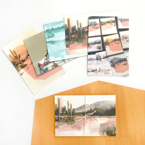 Art Postcards