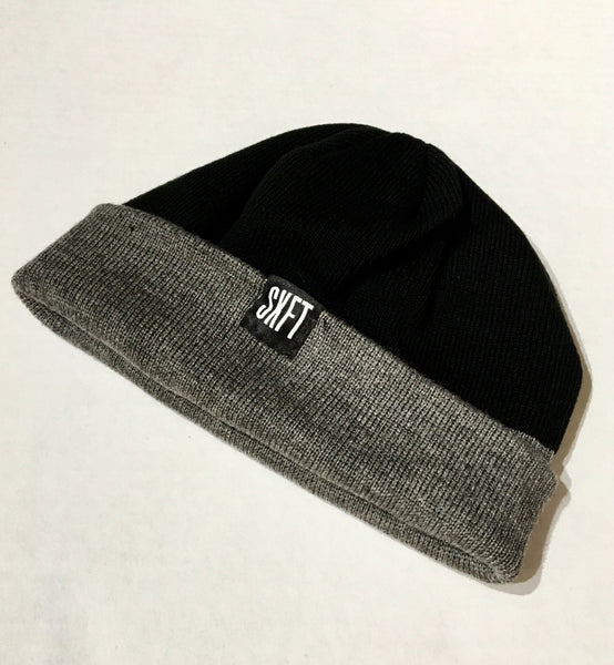 Acrylic Two Tone Toque