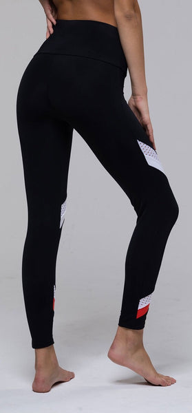 Coral Sporty Legging