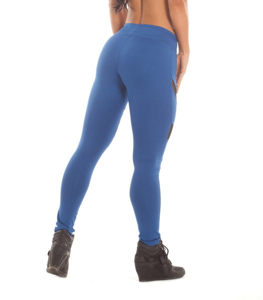 Breathe Mesh Wrapped Leggings