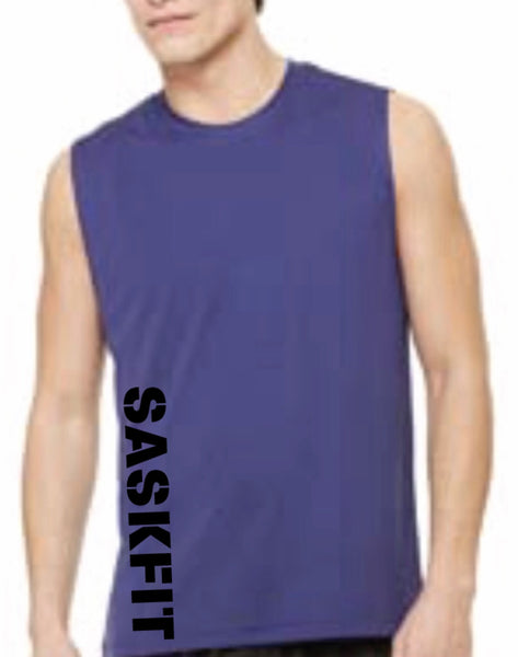 Saskfit Performance Tank