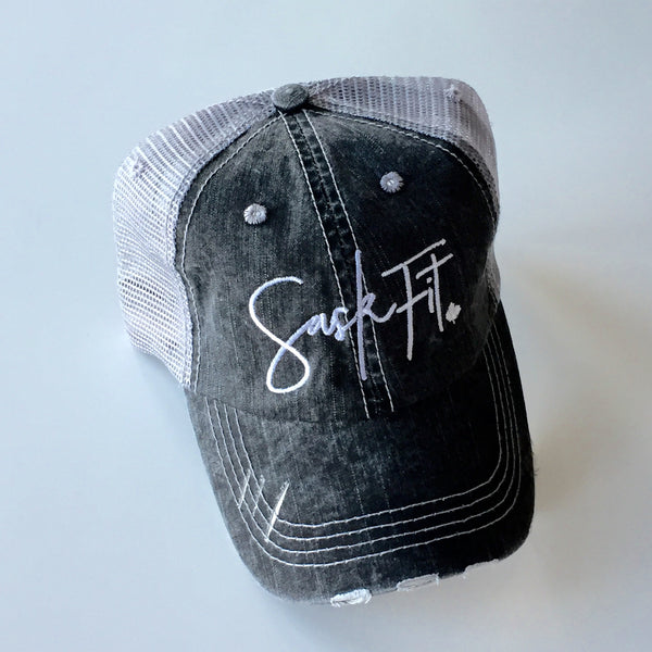 Saskfit Signature Trucker Hat