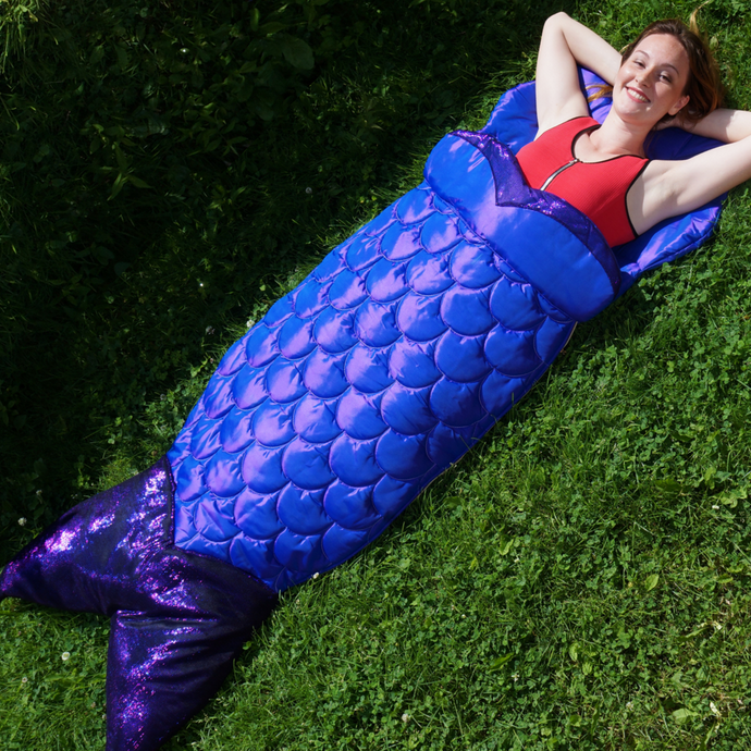 Mermaid Tail Blanket Review