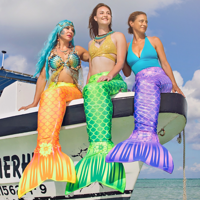30 Best Mermaid Tails for Kids and Adults