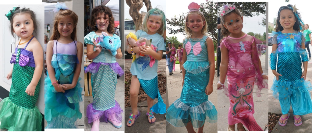 Mermaid Tails for Swimming by Girls,Boys,Kids/&Adults Sizes