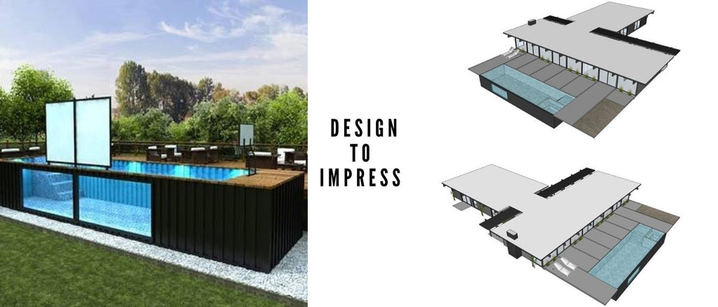 shipping container pool design seventeen pools