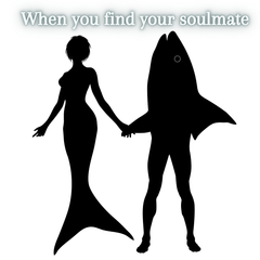 When you find your soulmate