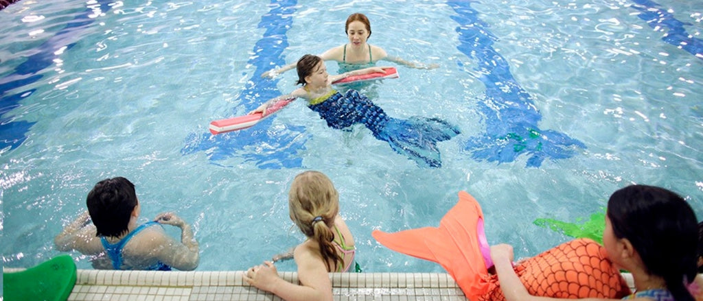 mermaid training instructor ottawa mermaid school