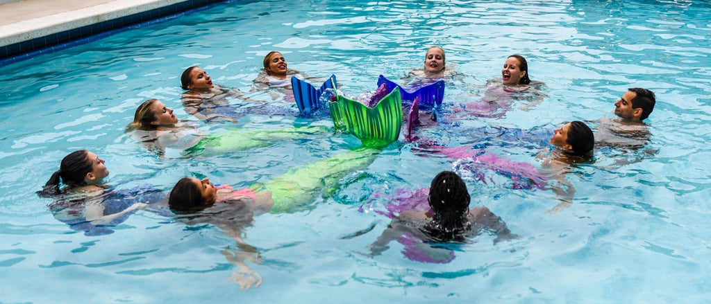 Mermaid trainer certification