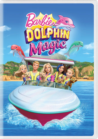 Barbie: Dolphin Magic, 2017. Directed by Conrad Helton