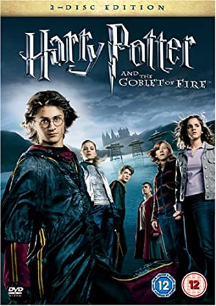 Harry Potter and the Goblet of Fire, 2005. Directed by Mike Newell