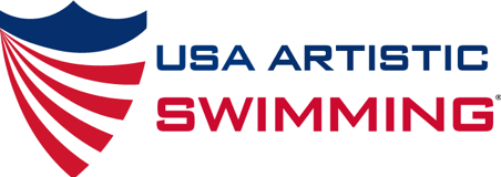 logo artistic swimming usa