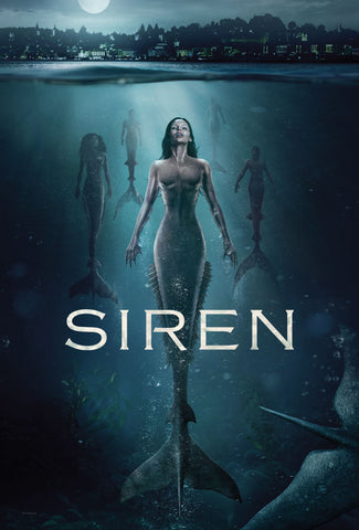 Siren, 2018-2020. Created by Eric Wald and Dean White.