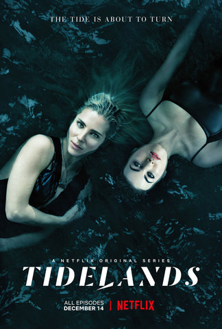 Tidelands, 2018. Created by Stephen M. Irwin and Leigh McGrath