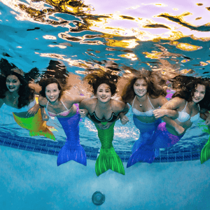 Miami Mermaid Party - Teen & Adults (13yrs+) - Bachelorette
