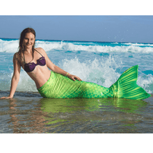 Load image into Gallery viewer, green mermaid tails for sale