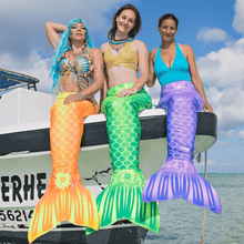 Load image into Gallery viewer, mermaid tails for sale