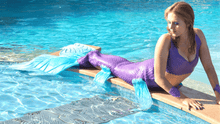 Load image into Gallery viewer, Silicone Mermaid Tails