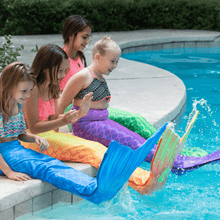 Load image into Gallery viewer, Las Vegas Mermaid Kids Birthday Party - Kids (7-12yrs)
