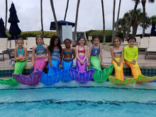 Load image into Gallery viewer, Austin Kids Mermaid Class