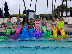 Austin Kids Mermaid Class