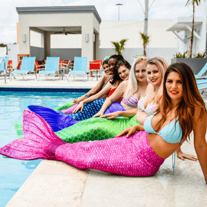 Miami, Florida Teen/Adult Mermaid Class