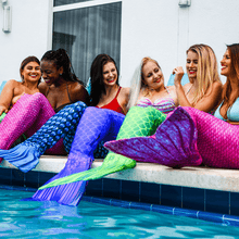 Load image into Gallery viewer, Nashville Mermaid Party - Teen & Adults (13yrs+) - Bachelorette