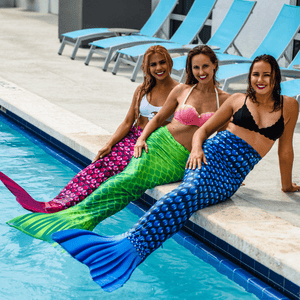Dania Beach, Florida Teen/Adult Mermaid Class