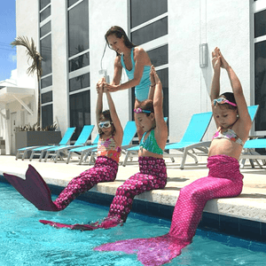 Miami Mermaid Kids Birthday Party - Kids (7-12yrs)