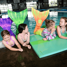 Load image into Gallery viewer, Quebec City Mermaid Kids Birthday Party - Kids (7-12yrs)