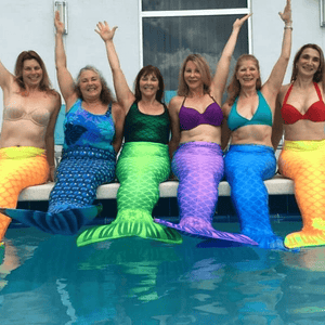Chicago Mermaid Party - Teen & Adults (13yrs+) - Bachelorette