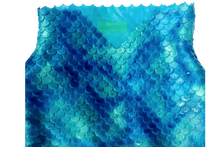 Load image into Gallery viewer, V sahpe waist, mermaid scales, dragon scales