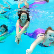 Load image into Gallery viewer, Nashville Kids Mermaid Class (7-12 yrs)