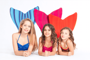 Toronto Kids Mermaid Class (7-12yrs)