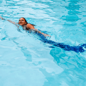 Chicago Teen Adult Mermaid Class