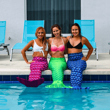 Load image into Gallery viewer, Montreal Teen Adults Mermaid Class