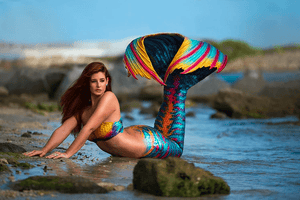 Mini Photoshoot with VeroBeach Mermaid