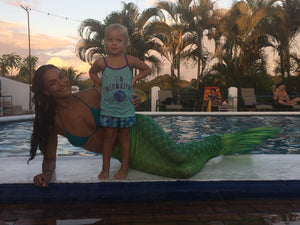 Costa Rica Mermaid Class